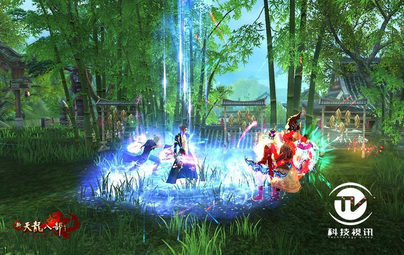 图2:《新天龙八部》热血血战场面.jpg