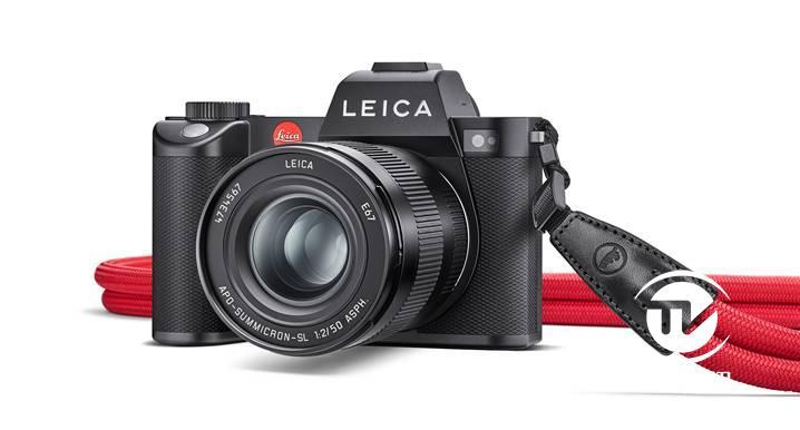 新标志: 继承开创性无反系统,徕卡发布全新SL2相机