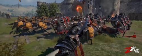 十字军东征,战意马耳他骑士团登录战意!