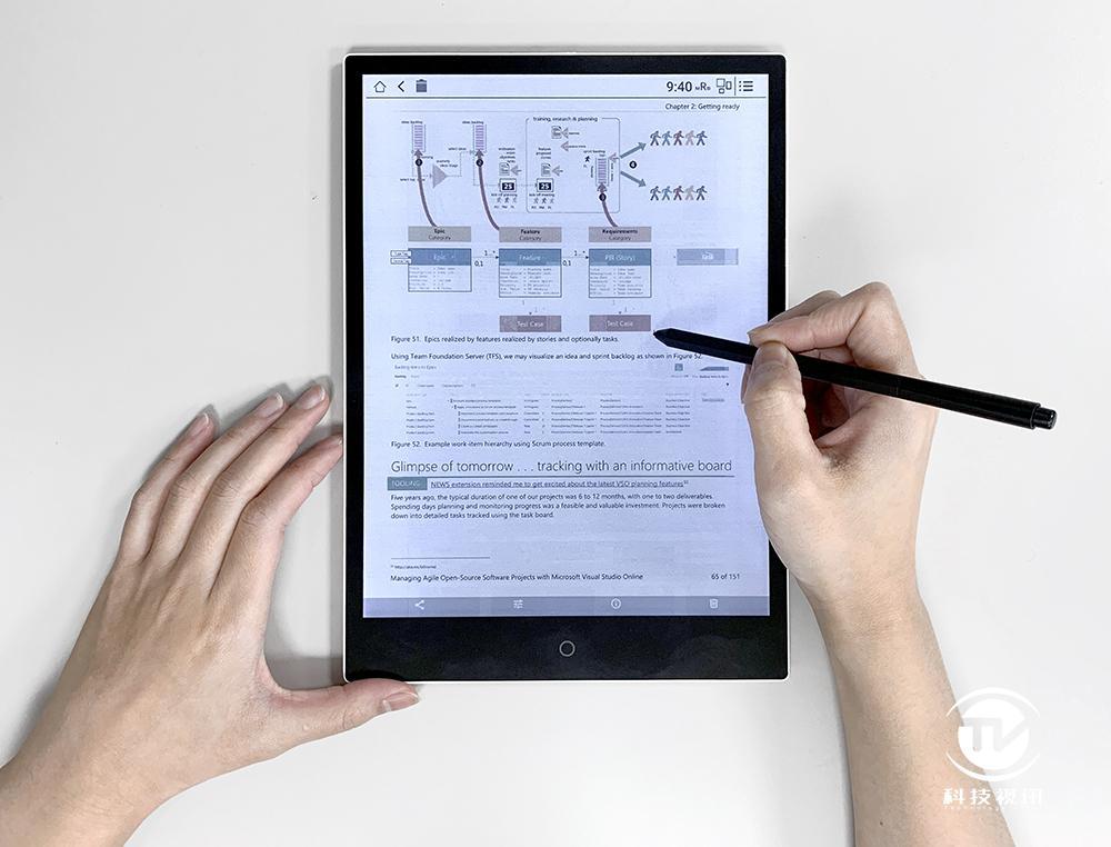印刷式彩色电子纸技术应用于电子纸笔记本.jpg