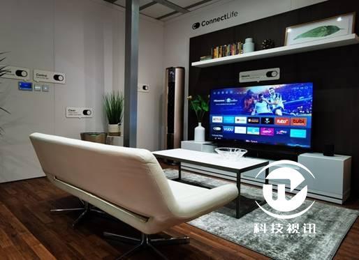 """屏幕發聲+卷曲 CES2020海信大秀國貨""""肌肉"""""""