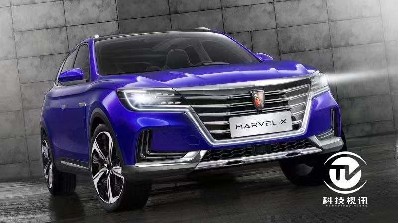 全球首款达到L3级智能驾驶水平的量产车型荣威Marvel X Pro.jpg